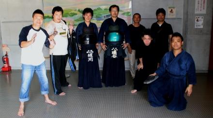 宮本 武蔵 杯 剣道